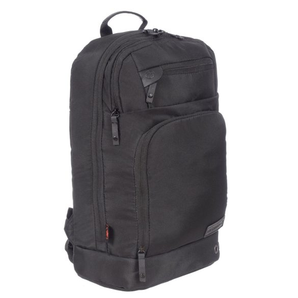 Air Canada Carry-On Business Laptop Backpack A2108 Black Side