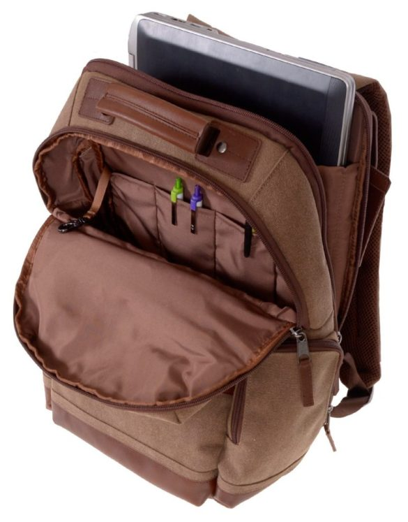 Renwick Business Backpack A2150-Brown Computer