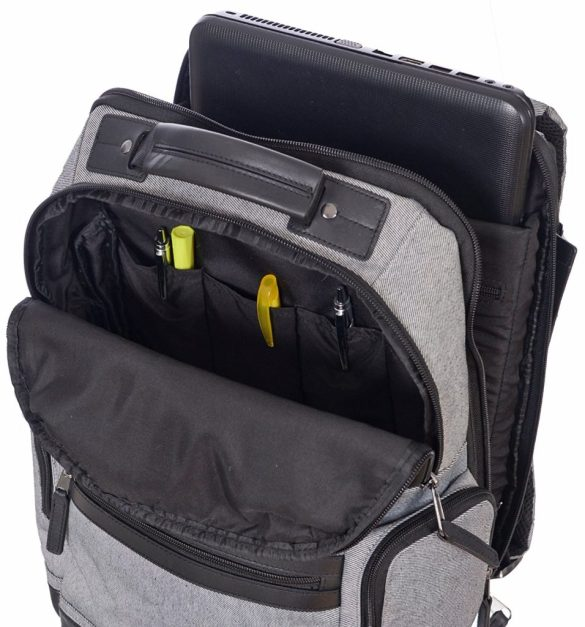 Renwick Business Backpack A2150-RW Grey Computer