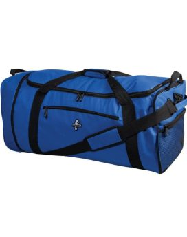 Atlantic 32 inch Expandable Rolling Duffel AL1232P Navy Front