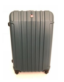 Swiss Gear Fallenforn 24 inch Hardcase Spinner SW44669W Evergreen Front 1