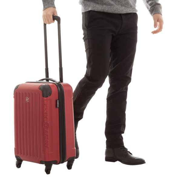 Swiss Gear Significance 20 inch Hardcase Carry-On SW17069 Red Model