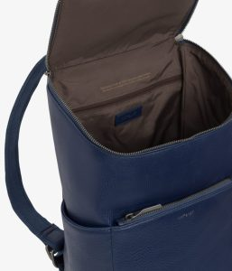 Matt and Nat Brave Backpack Dwell Collection Allure Inside