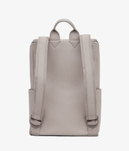 Matt and Nat Brave Backpack Dwell Collection Cement Back