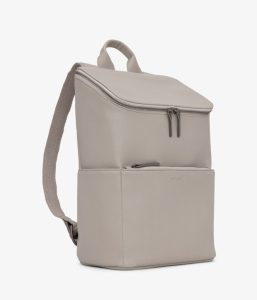 Matt and Nat Brave Backpack Dwell Collection Cement Side