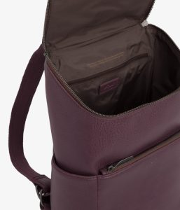 Matt and Nat Brave Backpack Dwell Collection Fig Inside