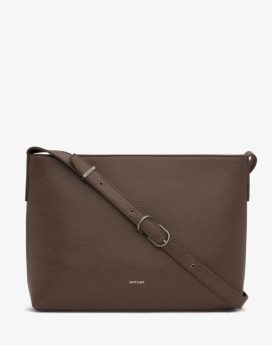 Matt and Nat Caleb Messenger Dwell Collection Chestnut Front