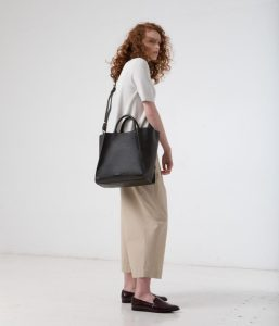 Matt and Nat Loyal Tote Dwell Collection Allure Model Front