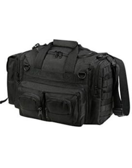 Rothco Concealed Carry Bag Black 2649 Front