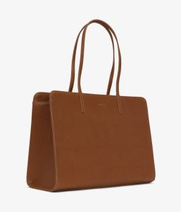 Matt and Nat Cara Tote Vintage Collection Chili Side