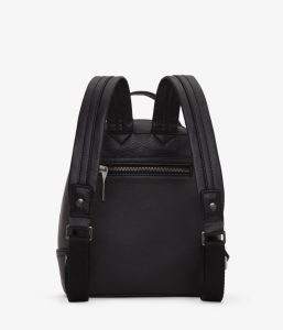 Matt and Nat Olly Backpack Dwell Collection Black Back