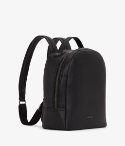 Matt and Nat Olly Backpack Dwell Collection Black Side