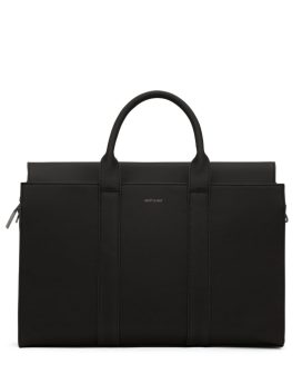 Matt and Nat Parallel Satchel Vintage Collection Black Front SS20
