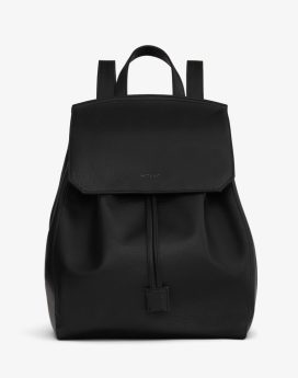 Matt and Nat Mumbai Backpack Dwell Collection Black