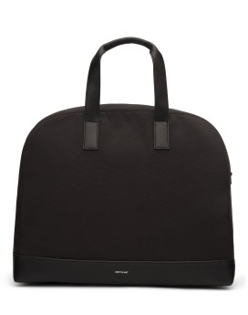 Matt and Nat Calvi Weekender Canvas Collection Black Front
