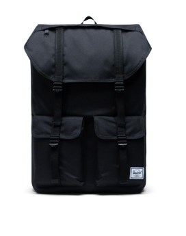 Herschel Supply Co Buckingham Backpack Black Front 1