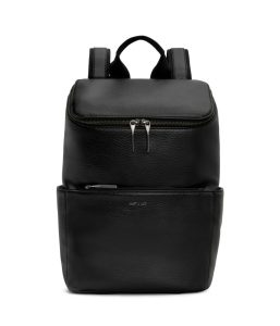 Matt and Nat Brave Backpack Dwell Collection Black SS20 Front