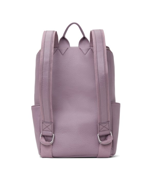 Matt and Nat Brave Backpack Dwell Collection Amethyst Back