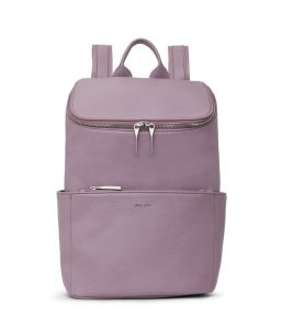 Matt and Nat Brave Backpack Dwell Collection Amethyst Front