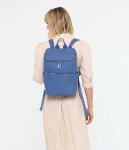 Matt and Nat Brave Backpack Dwell Collection Mojito Model Back
