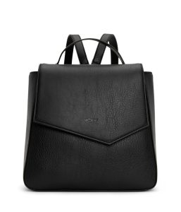 Matt and Nat Quena Backpack Dwell Collection Black Front
