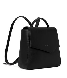 Matt and Nat Quena Backpack Dwell Collection Black Side