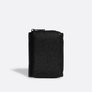 Pixie Mood Candice Wallet Black Back