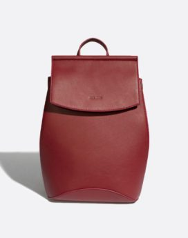 Pixie Mood Kim Backpack Red Front