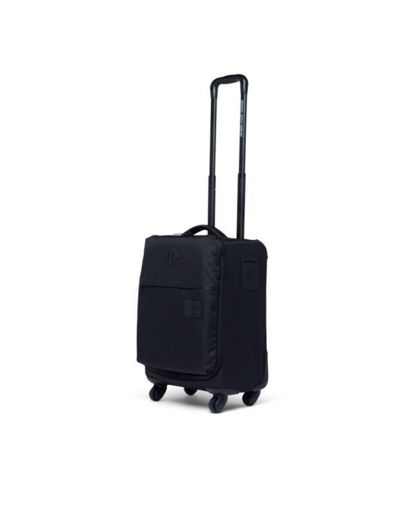 Herschel Supply Co Highland Carry-On Black Side Left