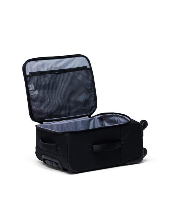Herschel Supply Co Highland Carry-On Black Side Open