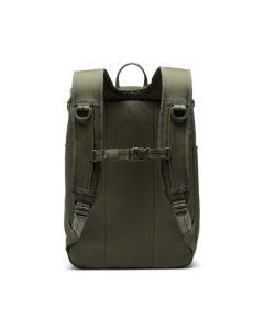 Herschel Supply Co Purcell Backpack Surplus Ivy Green Back