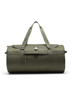 Herschel Supply Co Sutton Duffle Surplus Ivy Green Front