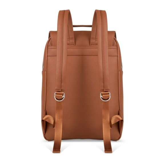 Lambert Jade Backpack Tan Back