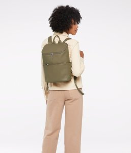 Matt and Nat Brave Backpack Purity Collection Carotene Model
