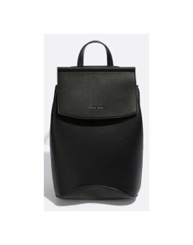 Pixie Mood Kim Mini Backpack Black Front 1