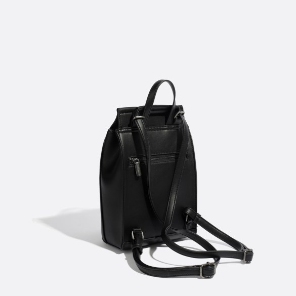 Pixie Mood Kim Mini Backpack Black Side