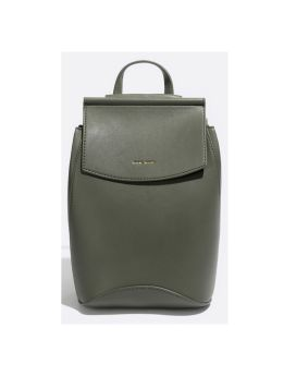 Pixie Mood Kim Mini Backpack Moss Front 1