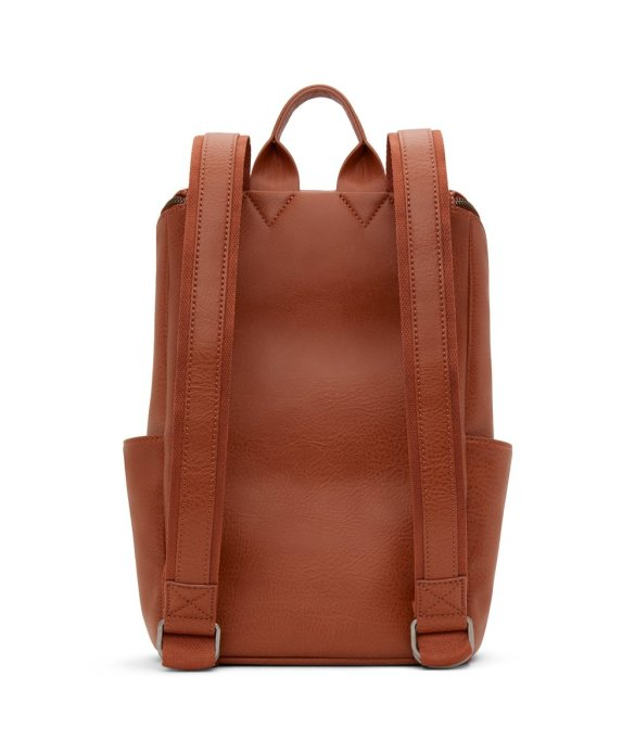 Matt and Nat Brave Backpack Dwell Collection Chai Back