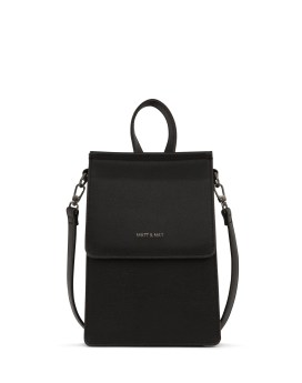 Matt and Nat Thessa Crossbody Vintage Collection Black Front