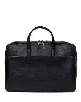 Matt and Nat Tom Briefcase Dwell Collection Black Front