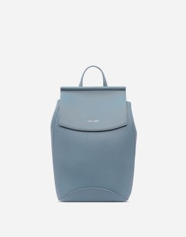 Pixie Mood Kim Backpack Mini Mineral Blue Front