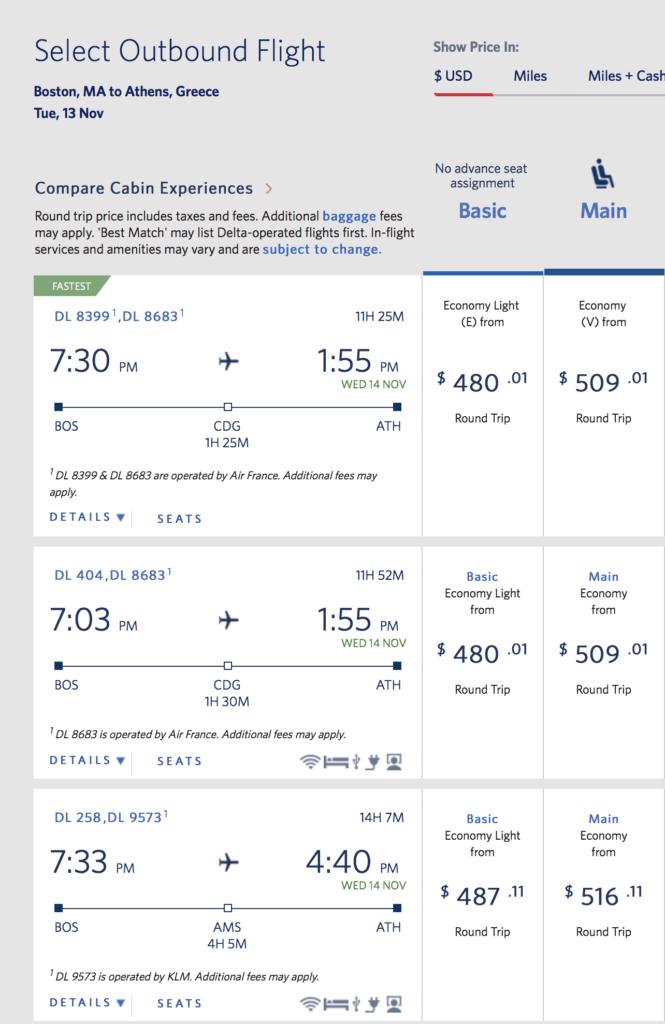 Flight Deal Explore Athens For Less Than 500 Round Trip Blackshare