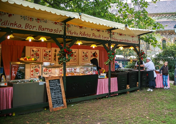Budapest Gastronomic Events Best Food And Wine Festivals