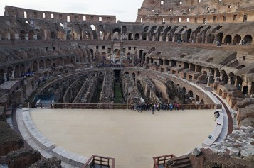 The Colosseum is a must-visit in Rome