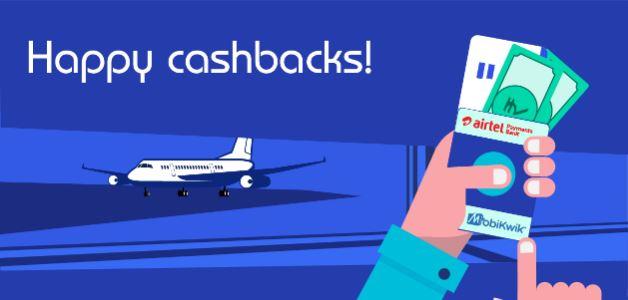 Indigo Cashback offer