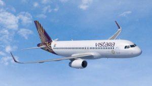 Vistara International Flights
