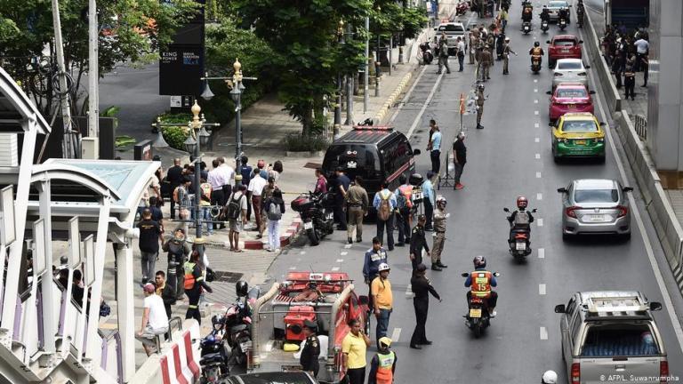 bomb blasts in bangkok