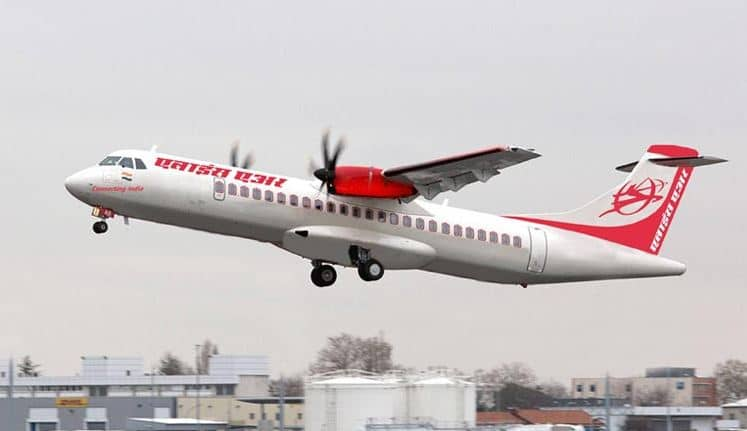 Alliance Air Airline - Best Airlines in India