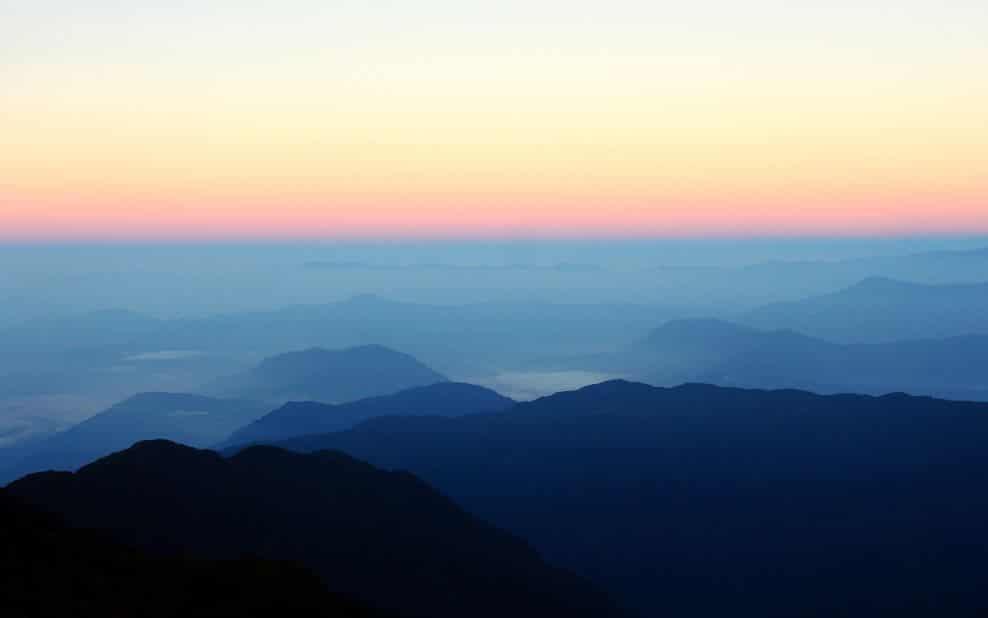 Shivalik Hills - Hills of India