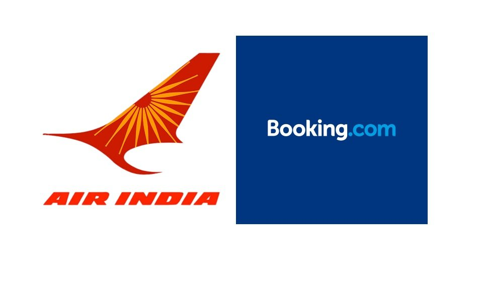 Air India Partners With Booking com